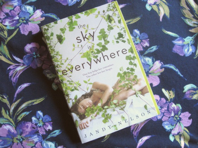 160 - The Sky is Everywhere